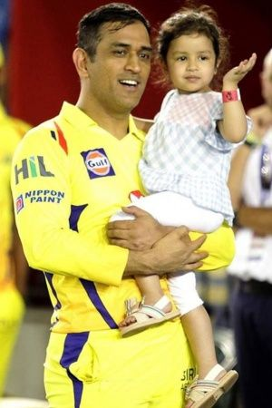 MS Dhoni Admits That His Daughter Ziva Has Changed Him As A Human Being