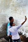 Mumbai Boy Died While Taking Selfies