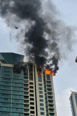 Mumbai fire kamala mills fire saftey norms