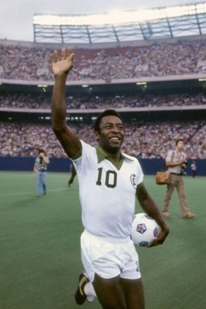 Pele has scored 12 goals in the FIFA World Cup
