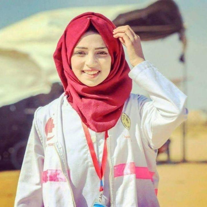 21-Year-Old Volunteer Paramedic, Razan al-Najjar Shot Dead ...
