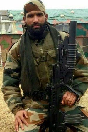 Rifleman Aurangzeb