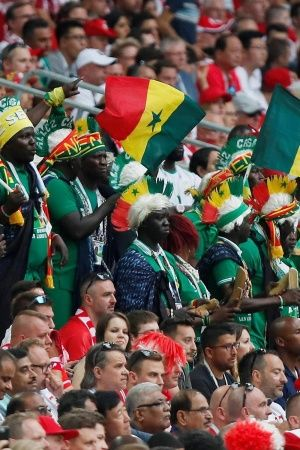 Senegal beat Poland 21