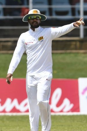 Sri Lanka Skipper DInesh Chandimal Has Been Charged With Ball Tampering