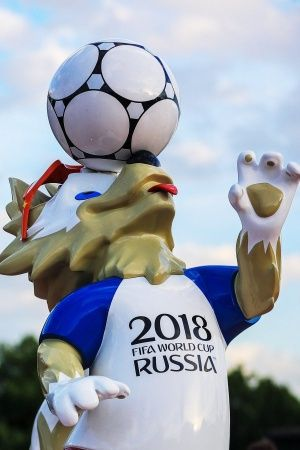The FIFA World Cup begins on June 14