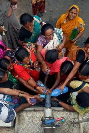world water crisis