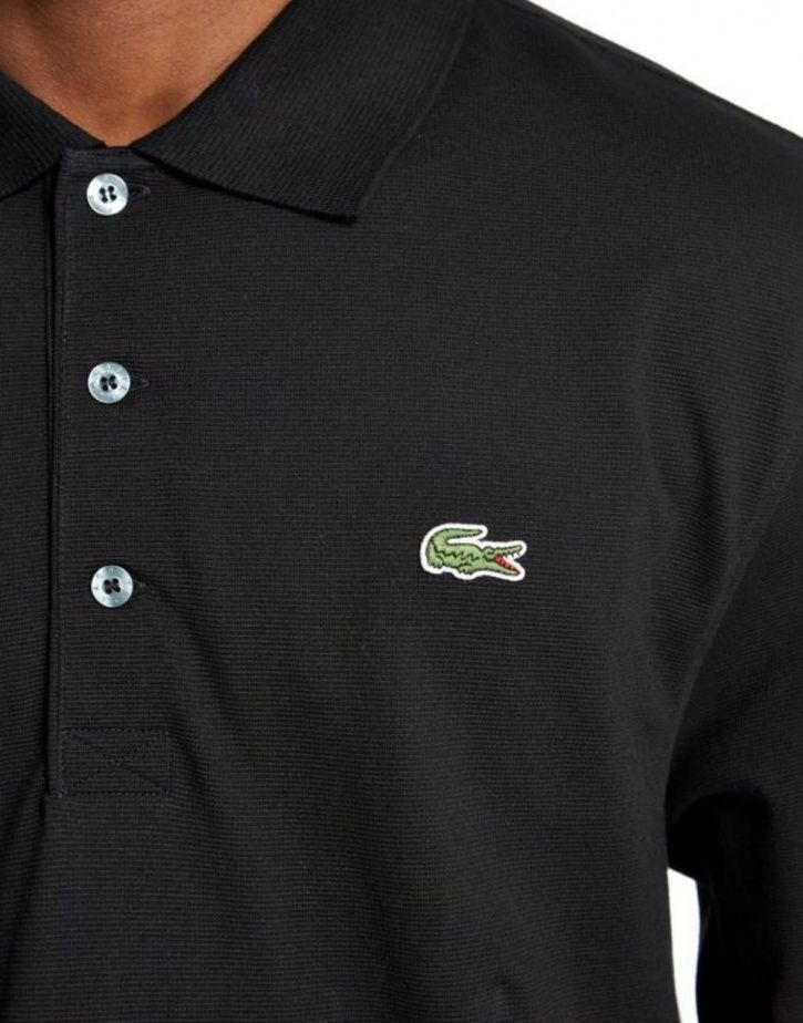 Lacoste is replacing its iconic logo with images of for Lacoste shirts with big alligator