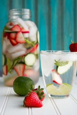 Struggling To Stay Hydrated 5 Water Infused Recipes That Make Drinking Water Fun
