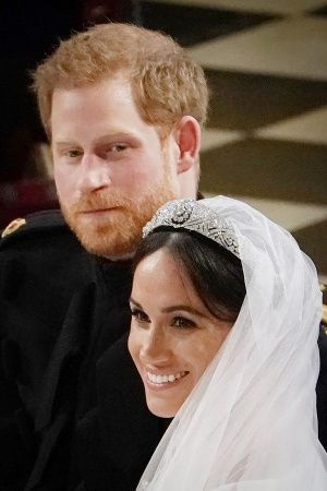 A photo from Prince Harry Meghan Markles Royal Wedding