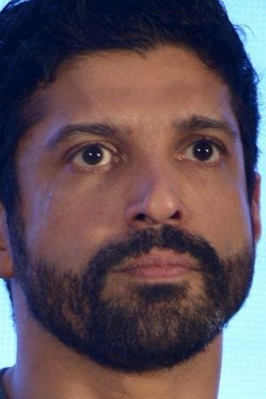 A picture of Bollywood actor Farhan Akhtar who told people how petrol prices can be brought down