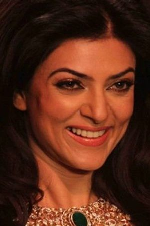 A picture of Bollywood actress Sushmita Sen who was misbehaved with by a 15yearold boy