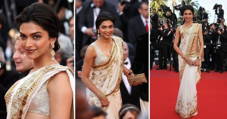 A picture of Deepika Padukone At Cannes Film Festival 2010