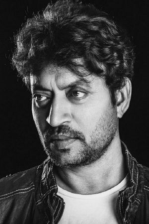 A picture of Irrfan Khan who is suffering from NeuroEndocrine tumour