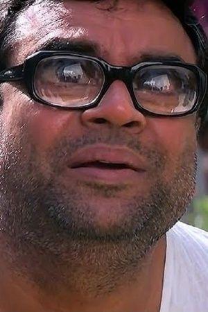 A picture of Paresh Rawal as Baburao Ganpatrao Apte from Hera Pheri