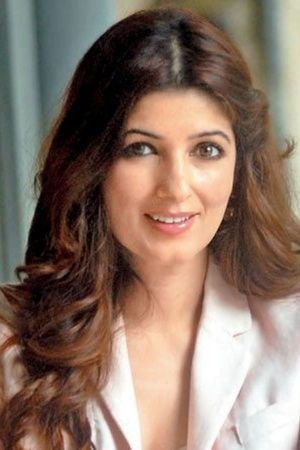 A picture of Twinkle Khanna who is embroiled in the Rustom costume auction controversy