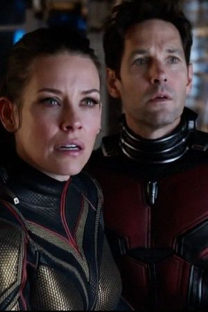 A still from AntMan and the Wasp