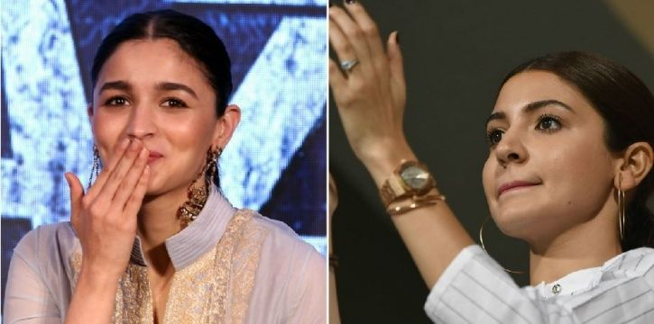 Alia Bhatt and Anushka Sharma