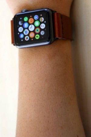apple watch saves mans life
