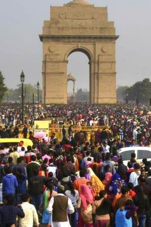 Delhi To Become Most Populous City