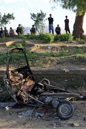 Eight Killed By Explosion At A Match In Afghanistan