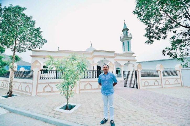 Gulf News, Mosque