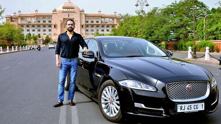 Jaguar XJ Jaipur Rs 16 lakh