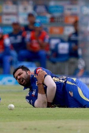 Mumbai Indians lost to Delhi Daredevils by 11 runs