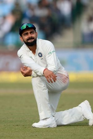 No Slip Disc Injury But Kohli County Stint To Be Curtailed