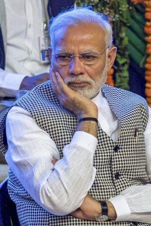 PM Modi challenges