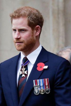 Prince Harry AFP