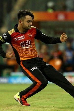 Rashid Khan has taken 21 wickets