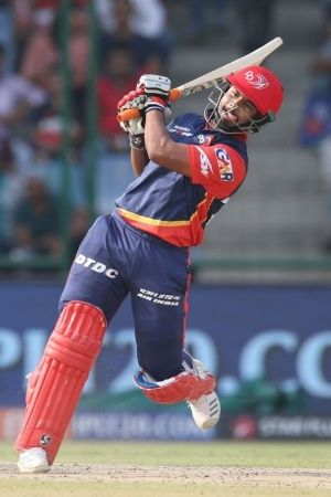 Rishabh Pant scored 684 runs in IPL 2018