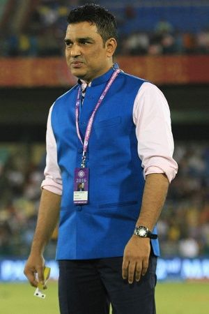 Sanjay Manjrekar is not the most popular man on Twitter right now
