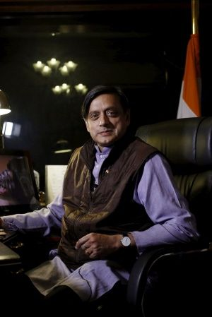 Shashi TharoorReuters