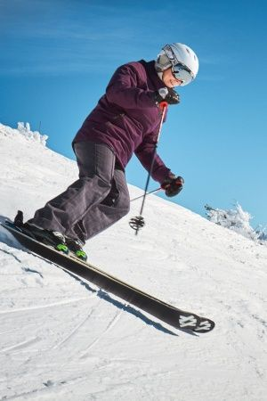 Skiers need to keep fit