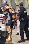 Thanos arrestedTwitter