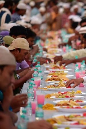 Vishnu Temple To Serve Iftar This Ramzan