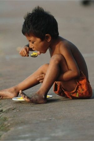 A Third Of All The Food In The World Is Wasted Before It Reaches The Plate