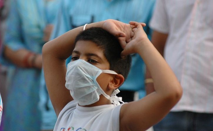 Air pollution can increase the risk of intellectual disability in children