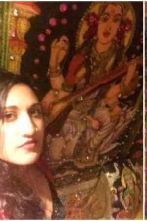 Indian origin Ankita Mishra House of Yes Brooklyn nightclub Hindu deities