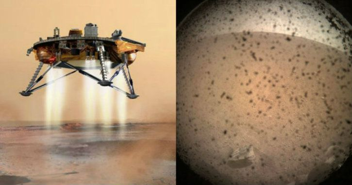 mars insight landing bbc - photo #41