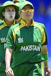 Pakistan were knocked out in the first round of the Womens World T20