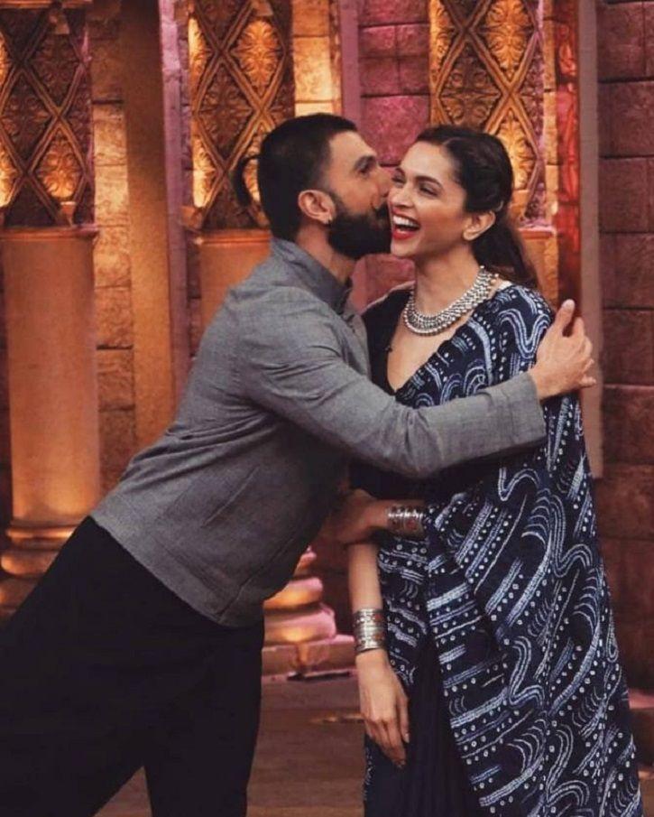 Finally! Ranveer Singh & Deepika Padukone Announce Their ...