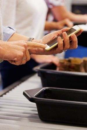 Did You Know That Airport Security Trays Carry More DiseaseCausing Viruses Than Toilets