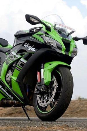 imported bike
