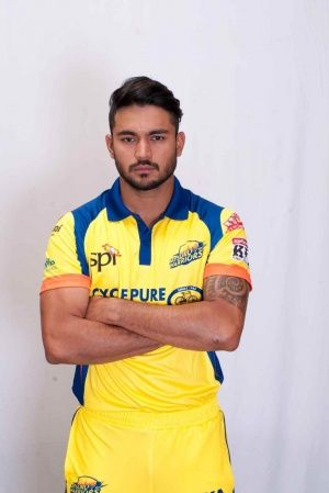 It was a great catch by Manish Pandey