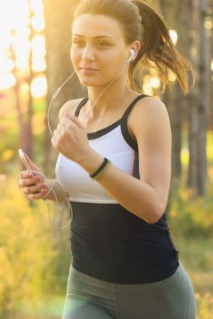 Its True Listening To Music While Working Out Helps Prevent Fatigue