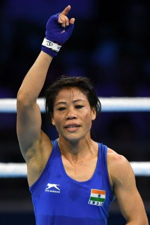 mary kom win gold