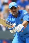 MS Dhoni has scored over 10000 runs