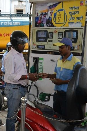 Petrol prices surge hike display machine 9999 re calibrate process New Delhi Mumbai Crude O
